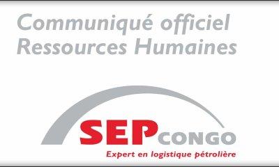 RDC : SEP Congo dénonce une cyber-escroquerie en son nom sur les réseaux sociaux 55