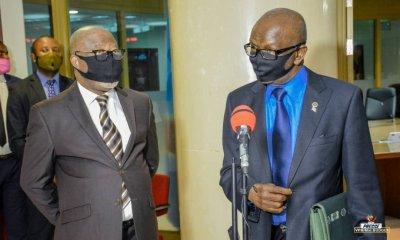 RDC : Izemengia plaide pour le décaissement de fonds nécessaires dédiés au travail de la Cour des comptes 26