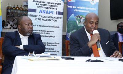 RDC : l'Anapi installe officiellement les cellules de traitement de dossiers commerciaux dans les circonscriptions foncières !