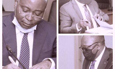 Engunda Ikala : « le pacte de stabilité macroéconomique et monétaire est tout sauf le courage de réduire le train de vie des institutions » 10