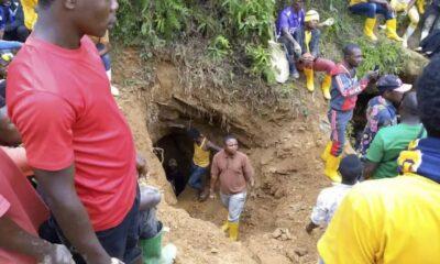 RDC: tragédie de Kamituga, au total 20 corps sortis des décombres à la fin des recherches 67
