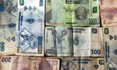 RDC : Appréciation du franc congolais, une première depuis début 2020 1