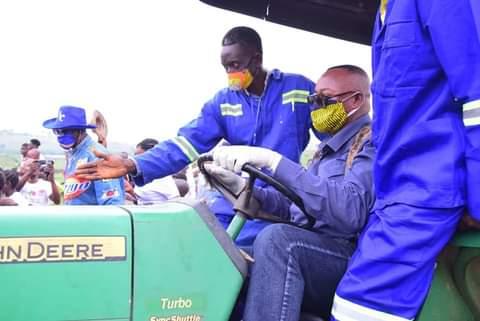 RDC :Jean Maweja lance la campagne agricole à Katanda! 3