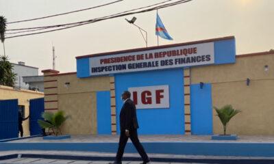 RDC : IGF s'oppose à toute tentative de discréditer sa mission d'encadrement de recettes des régies financières 6