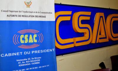 RDC : le CSAC accorde 20 jours aux chaînes TNT et Télédistributeurs pour s'enregistrer gratuitement 8