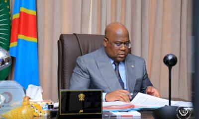 RDC : Tshisekedi annonce la tenue d'un mini-sommet de chefs d'Etats de l'Afrique centrale à Goma 1
