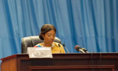 RDC : près 36% d'entreprises ont déclaré des difficultés à honorer leurs charges fiscales du fait de Covid-19(Mabunda) 73