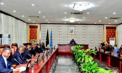 RDC: Tshisekedi décortique les doléances des professeurs d'universités avec leurs délégués