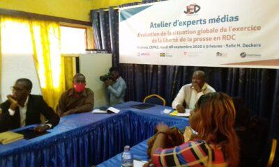 RDC : JED plaide pour la viabilité économique des médias