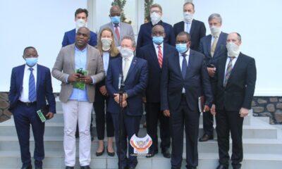 RDC : Ilunkamba reçoit des investisseurs australiens intéressés par l'industrie verte! 12