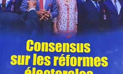 RDC : fonds des élections 2023, l'agenda citoyen de G13 prévoit quatre réformes clés à mettre en oeuvre 21