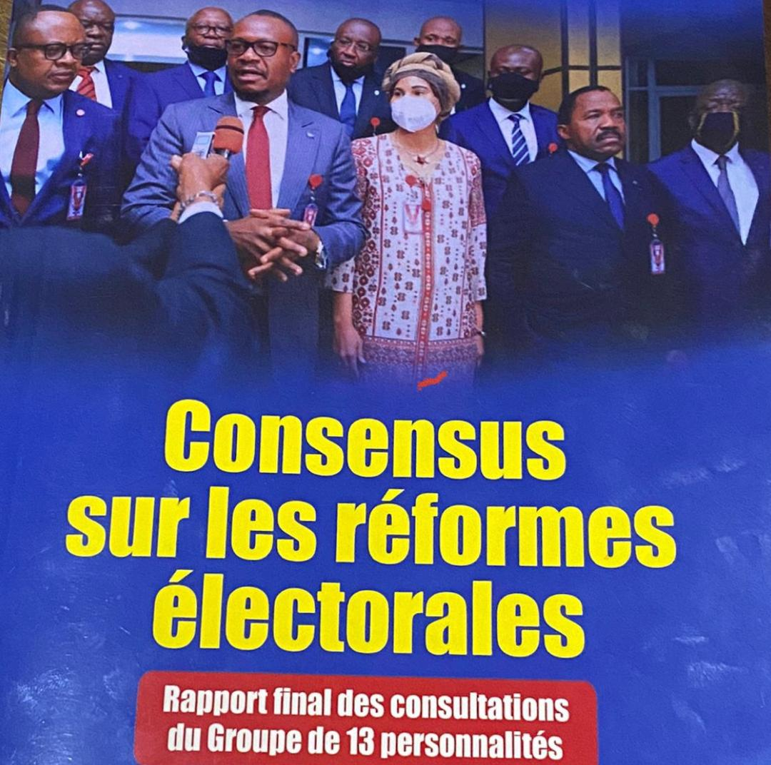 RDC : fonds des élections 2023, l'agenda citoyen de G13 prévoit quatre réformes clés à mettre en oeuvre 1