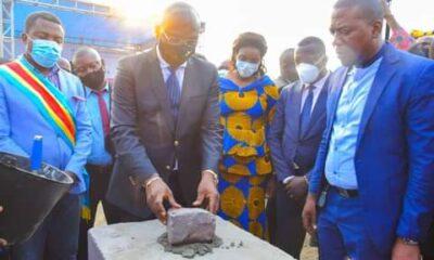 RDC : Ngobila ressuscite le marché Type K avec la construction des pavillons modernes sur une superficie de 15.000 m2!