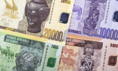 RDC : 3,5 milliards CDF empruntés le 15 septembre à travers les Bons du Trésor sur le marché intérieur