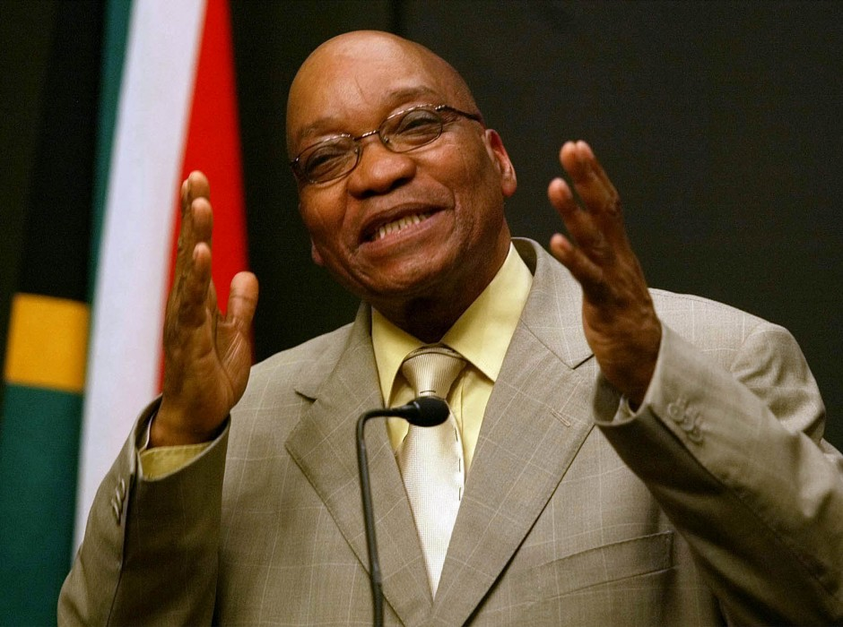 Afrique Zuma