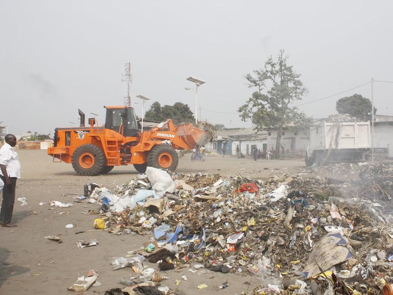 RDC, un projet de 845 M $ pour muer des déchets en énergie électrique 95