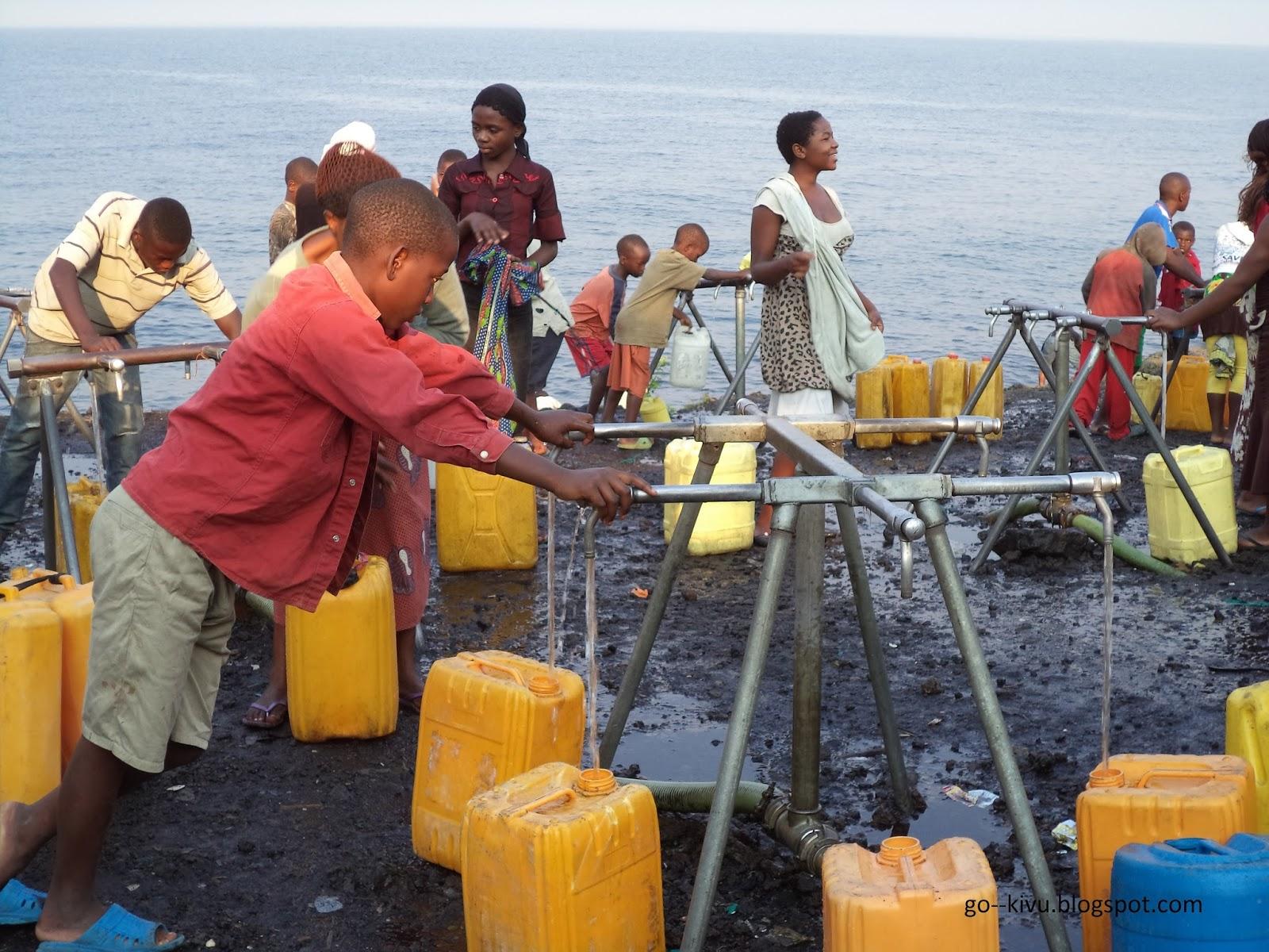 De nouvelles sociétés de distribution d'eau attendues en RDC 13