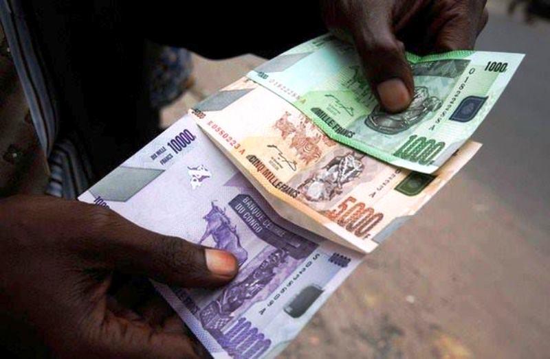 RDC : Un dollar américain se change à 970 francs congolais 19