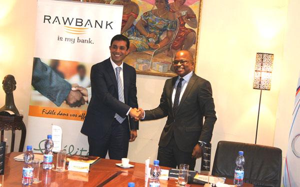 RDC : RAWBANK SA et FPM ASBL signent un partenariat d'affaires 15