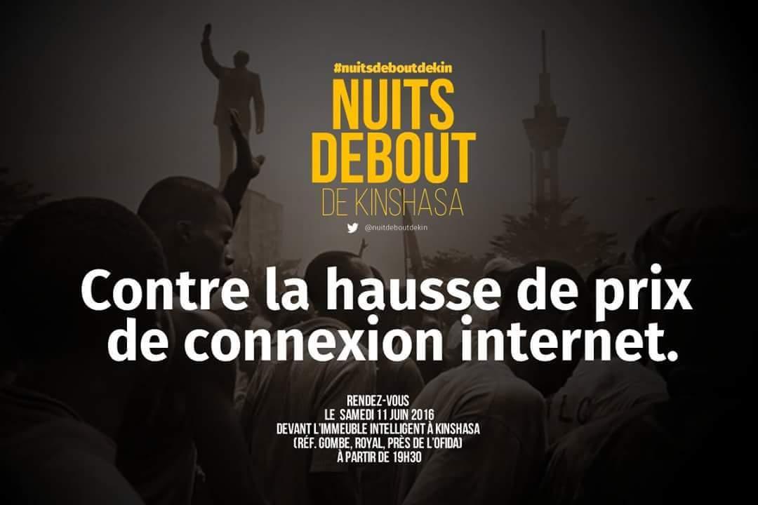 RDC : Vivement la baisse des prix d'internet ! 3