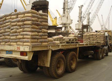RDC : Le prix du ciment baisse de près de 50% à Matadi 11