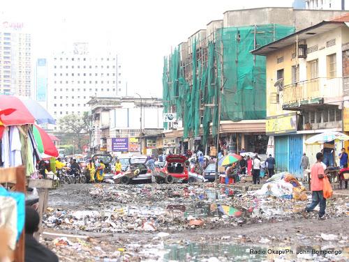 RDC : Réhabilitation des routes à Kinshasa, le Gouvernement n'a pas débloqué les fonds 86