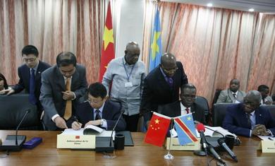 RDC : « Contrats chinois », les dessous des cartes 1