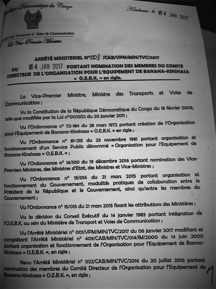 Arrêtés Makila – Comité OEBK – @Zoom-eco