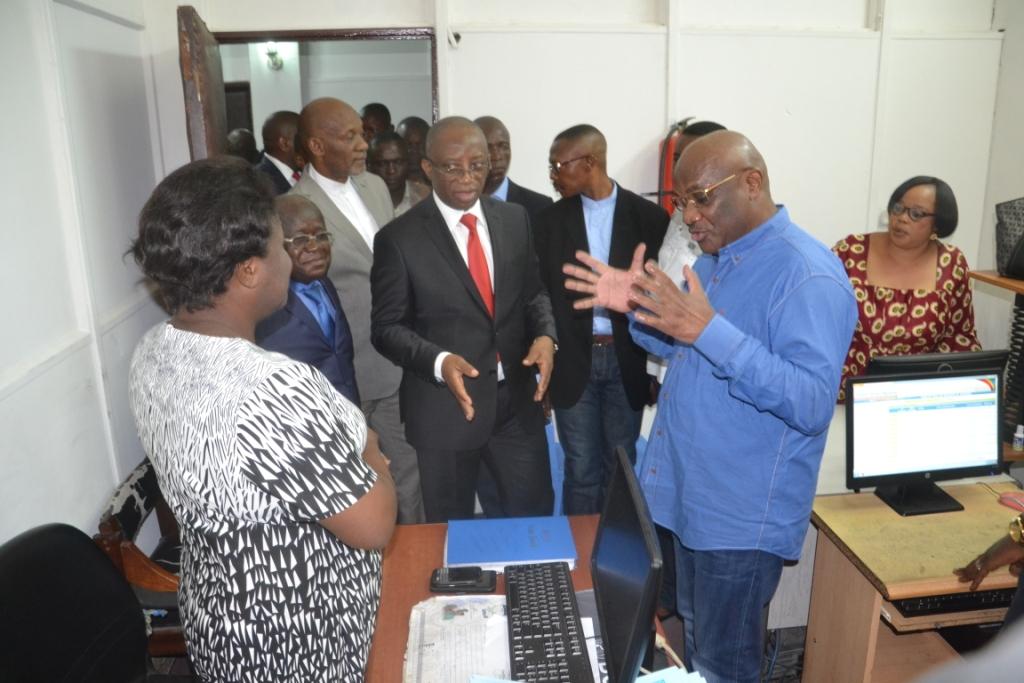 RDC : Budget, Pierre Kangudia motive les agents et cadres à l'excellence ! 9