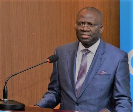 Jean Louis Kayembe wa Kayembe, DG en charge de la politique monétaire et opérations bancaires BCC – @Zoom_eco