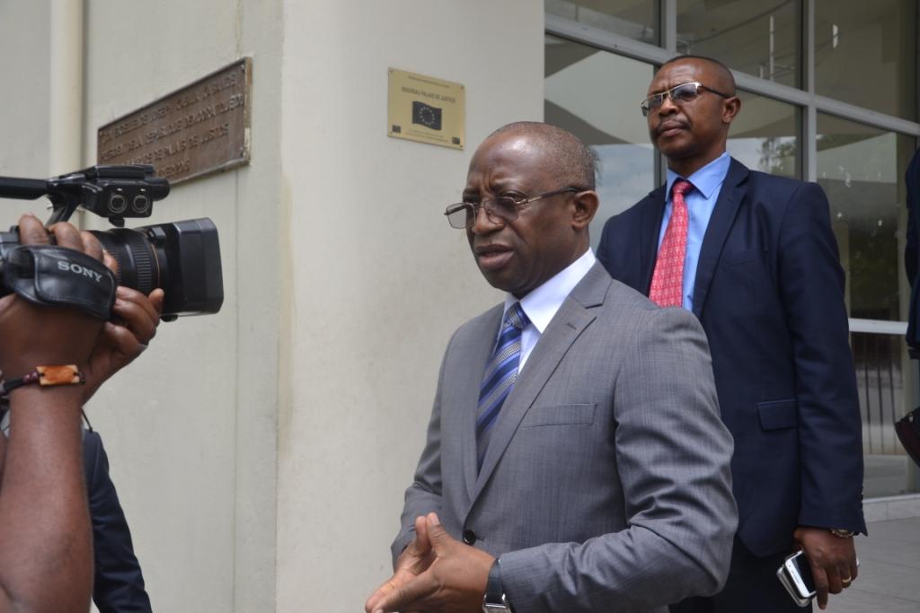 Pierre Kangudia déclare ses biens @Zoom_eco