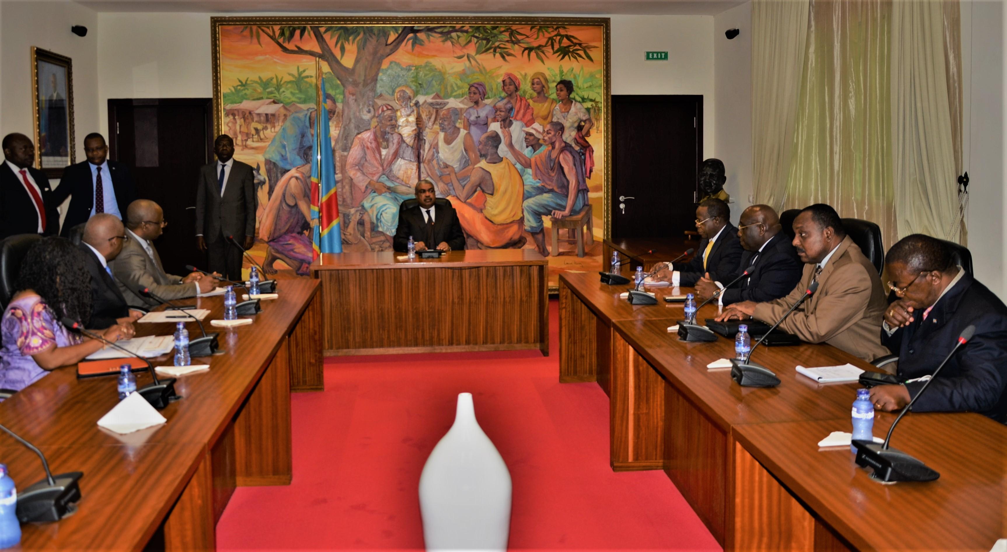 RDC : Crise économique, le Gouvernement élabore une feuille de route des actions urgentes 7