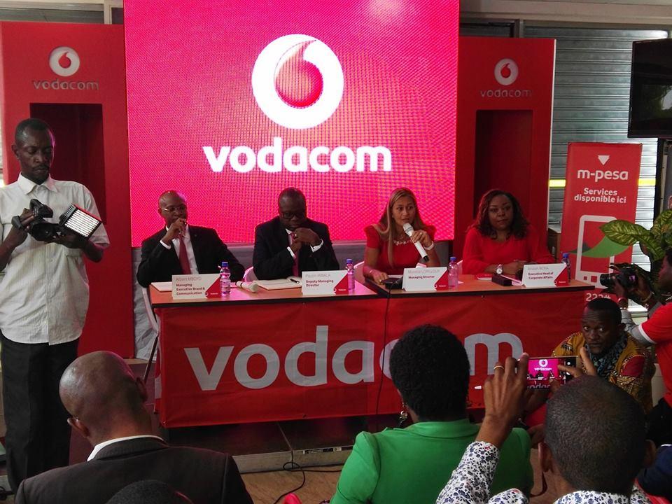 Conférence de Presse Vodacom – @Zoom_eco Février 2017