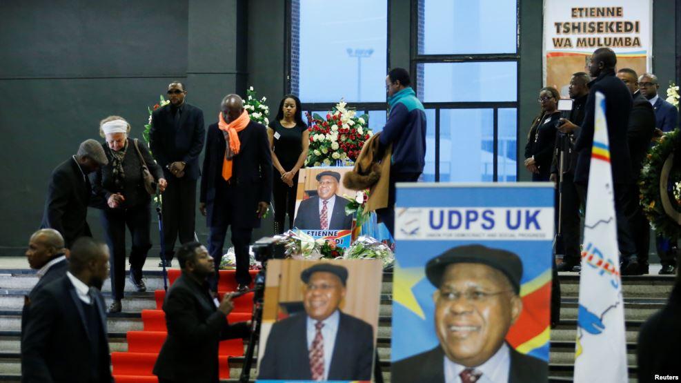 RDC : Obsèques d'Etienne Tshisekedi, l'UDPS pose deux conditions ! 88