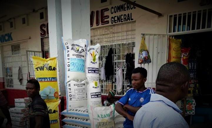 RDC : Le prix du sac de la farine de maïs baisse de 50 000 à 38 000 CDF à Lubumbashi 1