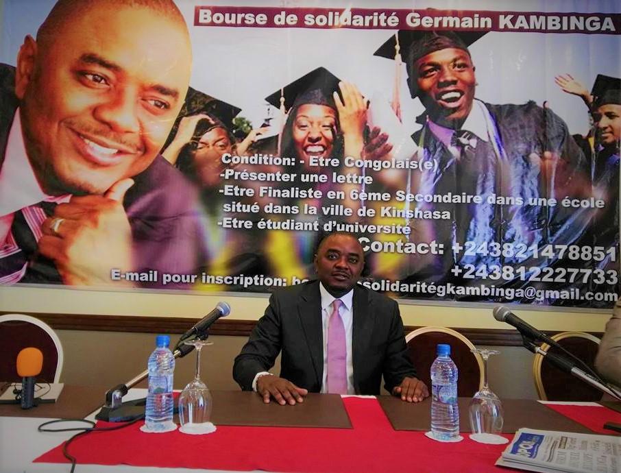 Germain Kambinga @Zoom_eco