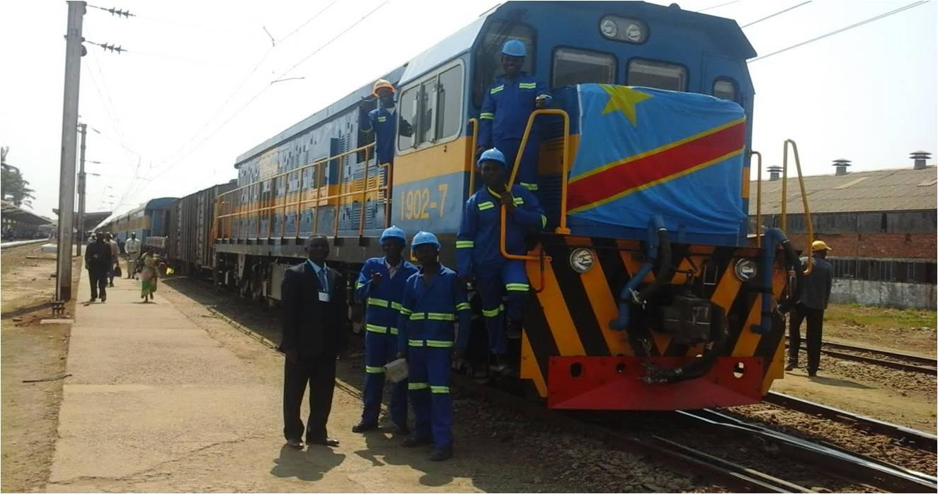 RDC : 18 locomotives neuves, le renfort de la BM à la SNCC 91