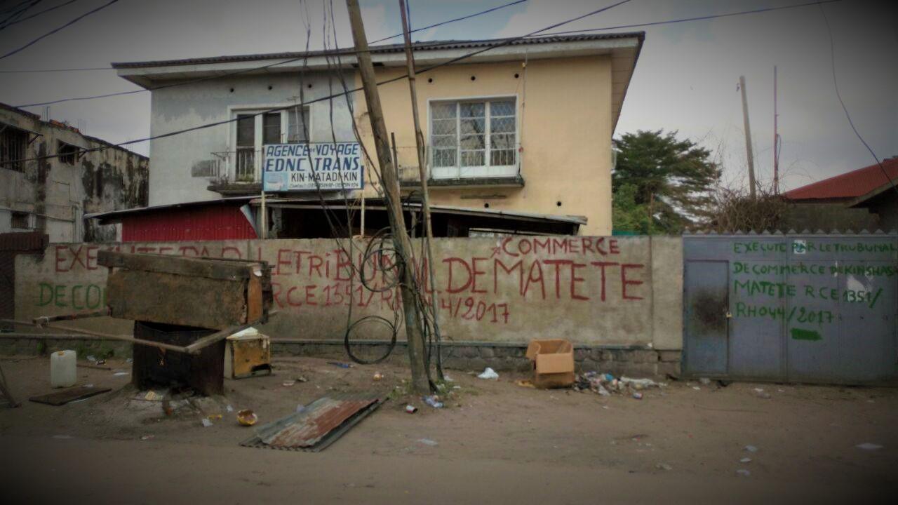 Cdt Mazina déguerpi LAC RDC @Zoom_eco