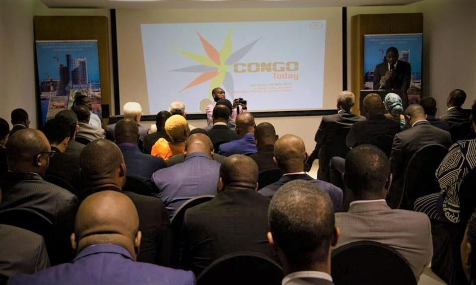 Congo Today présenté aux Diplomates @Zoom_eco