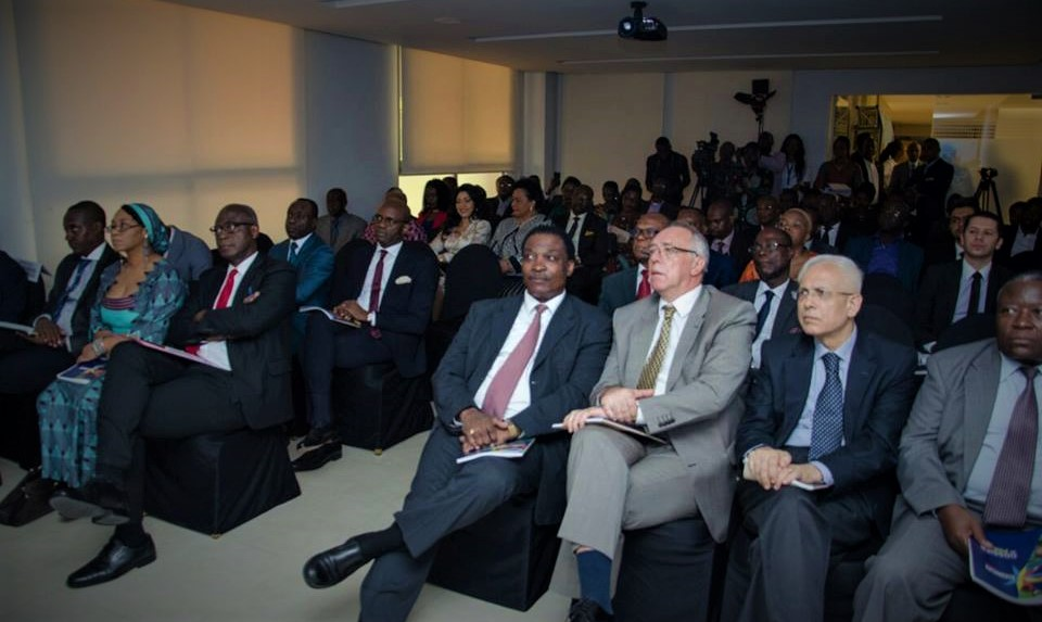 Congo Today présenté aux Diplomates et officiels @Zoom_eco