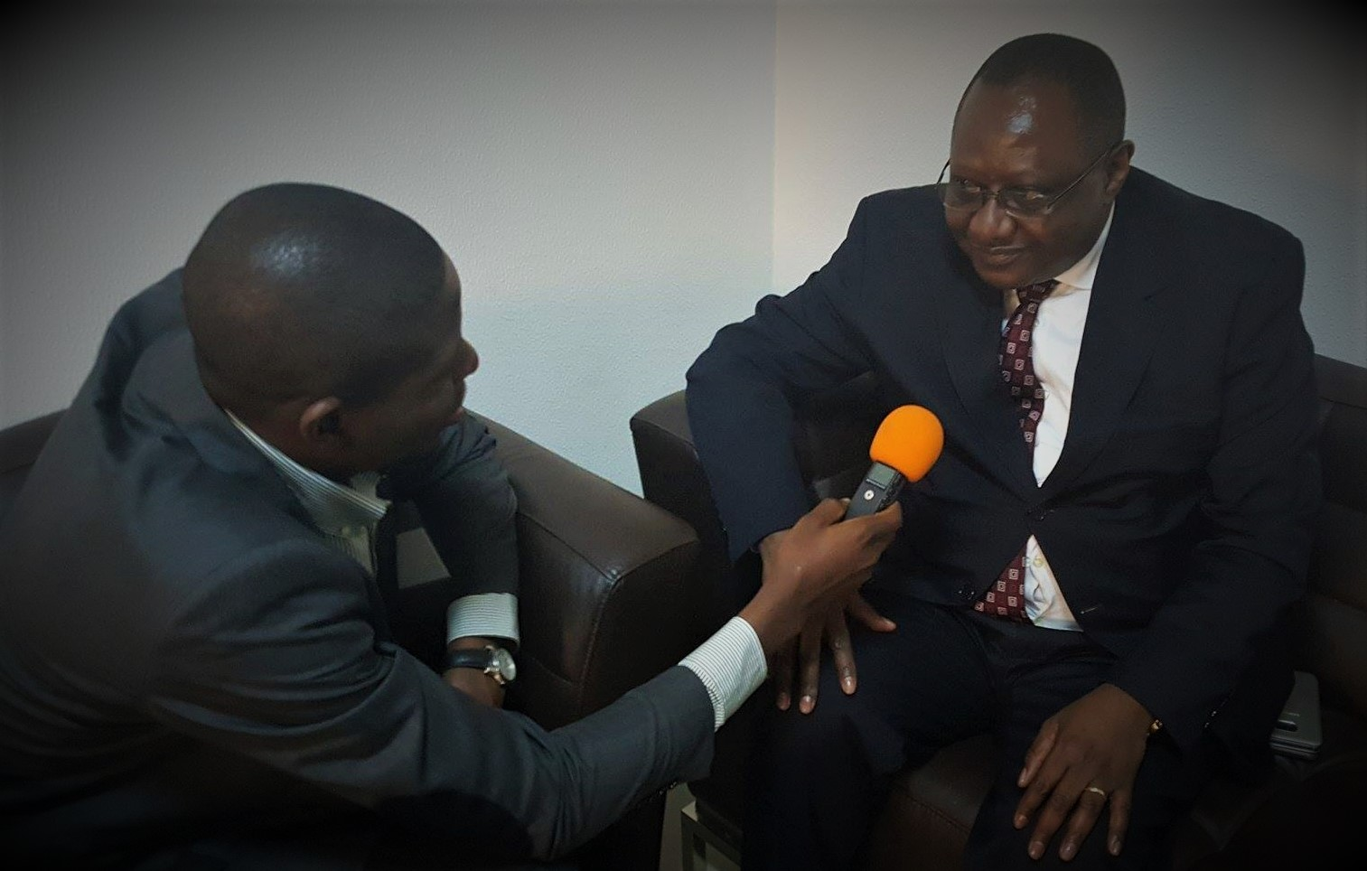 Interview avec le DG de Congo Airways