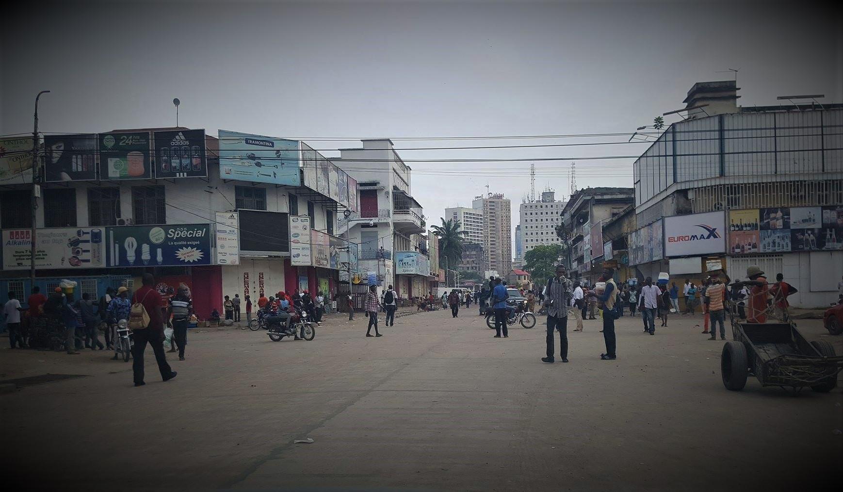 Kinshasa Commerce Vers Zando