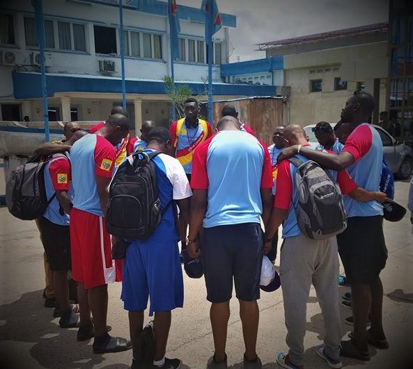 Léopards Basket retour à Kin @Zoom_eco