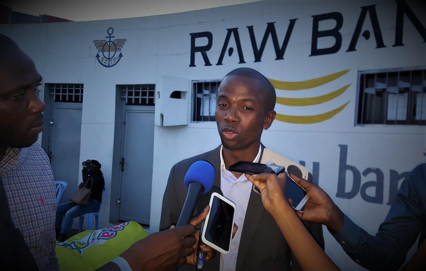 Leopards Basket Manager Joe Nkoy Lolonga @Zoom_eco. -jpg