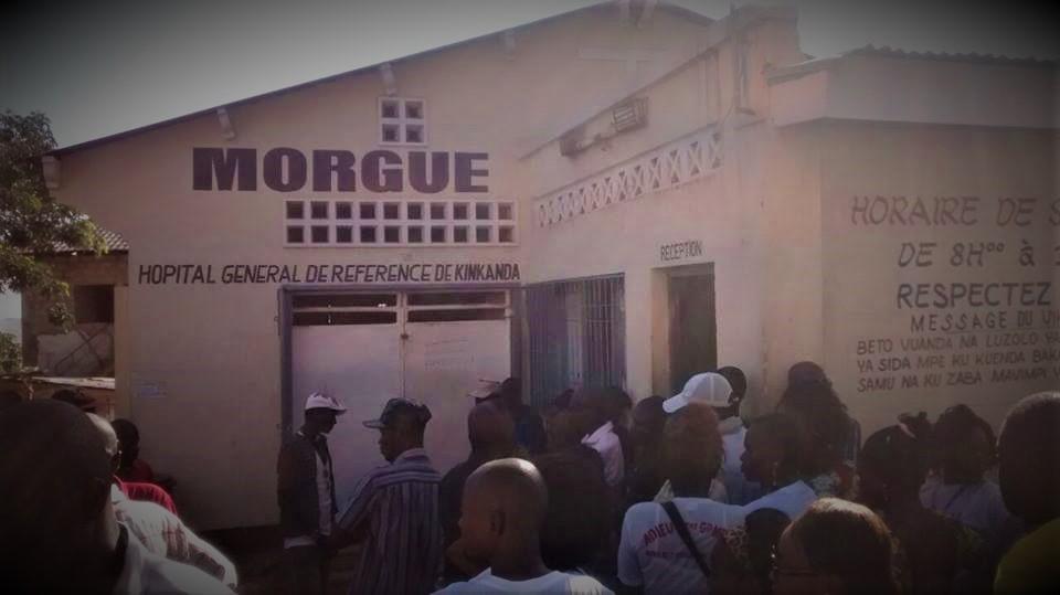 Matadi : La morgue de l'hôpital de Kinkanda débordée ! 5