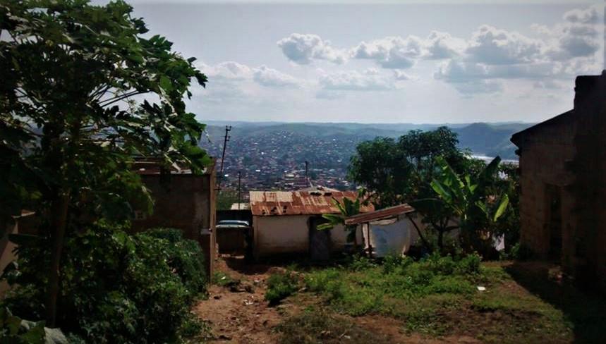 Vue de la Ville de Matadi @Zoom_eco