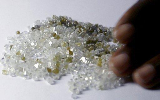 RDC : L'exploitation artisanale de diamant suspendue dans les mines de Katanda 13