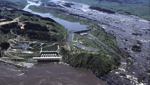 RDC : L'étiage réduit la production d'Inga de 400 Mégawatts ! 12
