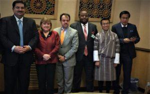 RDC : Promotion du e-Commerce, Aimé Boji réaffirme l'engagement de l'Etat à Genève