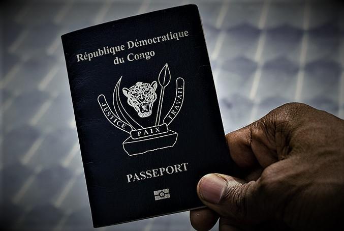 RDC : L'UDA dénonce la gestion prédatrice des biens de l'Etat (Passeports) 10
